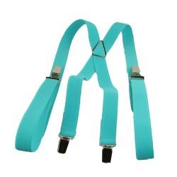 Bretelle fine turquoise apaisant